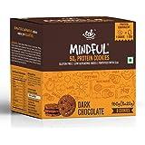 EAT Anytime Gluten Free Dark Chocolate Protein Cookies, Pack of 8 (160g)