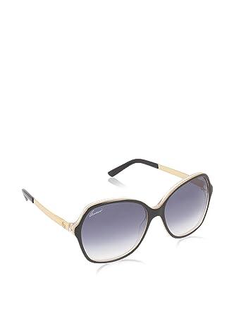 Gucci Sonnenbrille 3676/S JJ 4WH schwarz/goldfarben ludAHQ