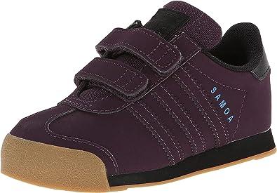 d4f46bf323f adidas Samoa CF I Infant Kids Shoes Red Black Blue C75420 (SIZE