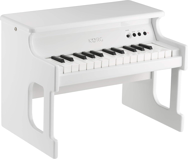 Korg TINYPIANO-WH - Piano digital para niños, color blanco ...