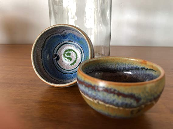Artisan Mezcal Cups | Handcrafted and Hand painted Clay Copitas | The Proper Traditional Vessel for Mezcal and Tequila
