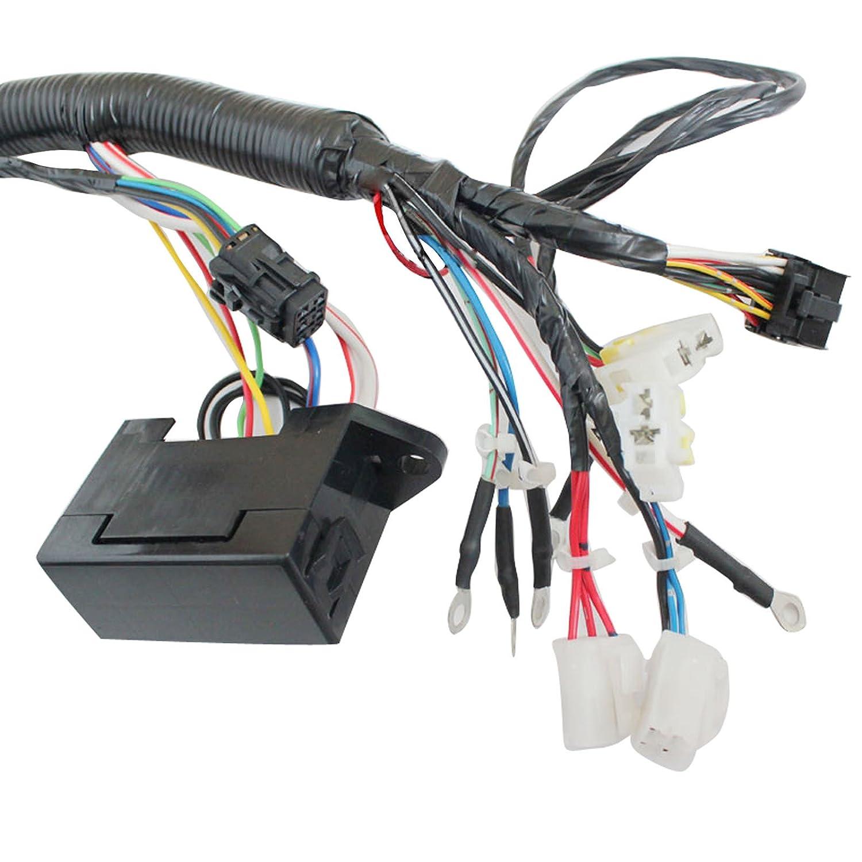 201 06 73112 Internal Wiring Harness Sinocmp Inner Komatsu For Excavator Pc60 7 Parts Under Lever Right Side 3 Month Warranty