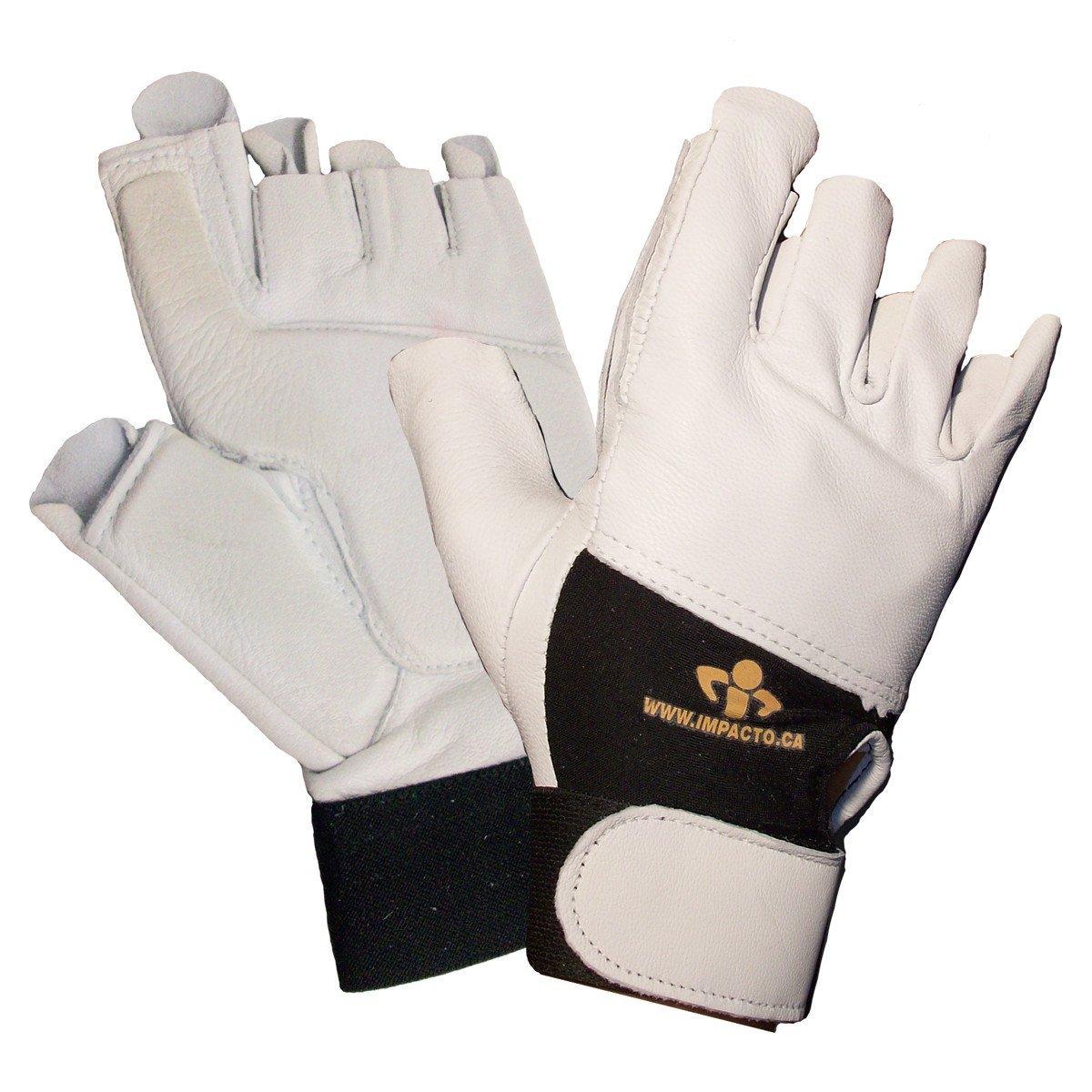 Impacto Ergonomic Anti-Impact Glove Trigger Finger -