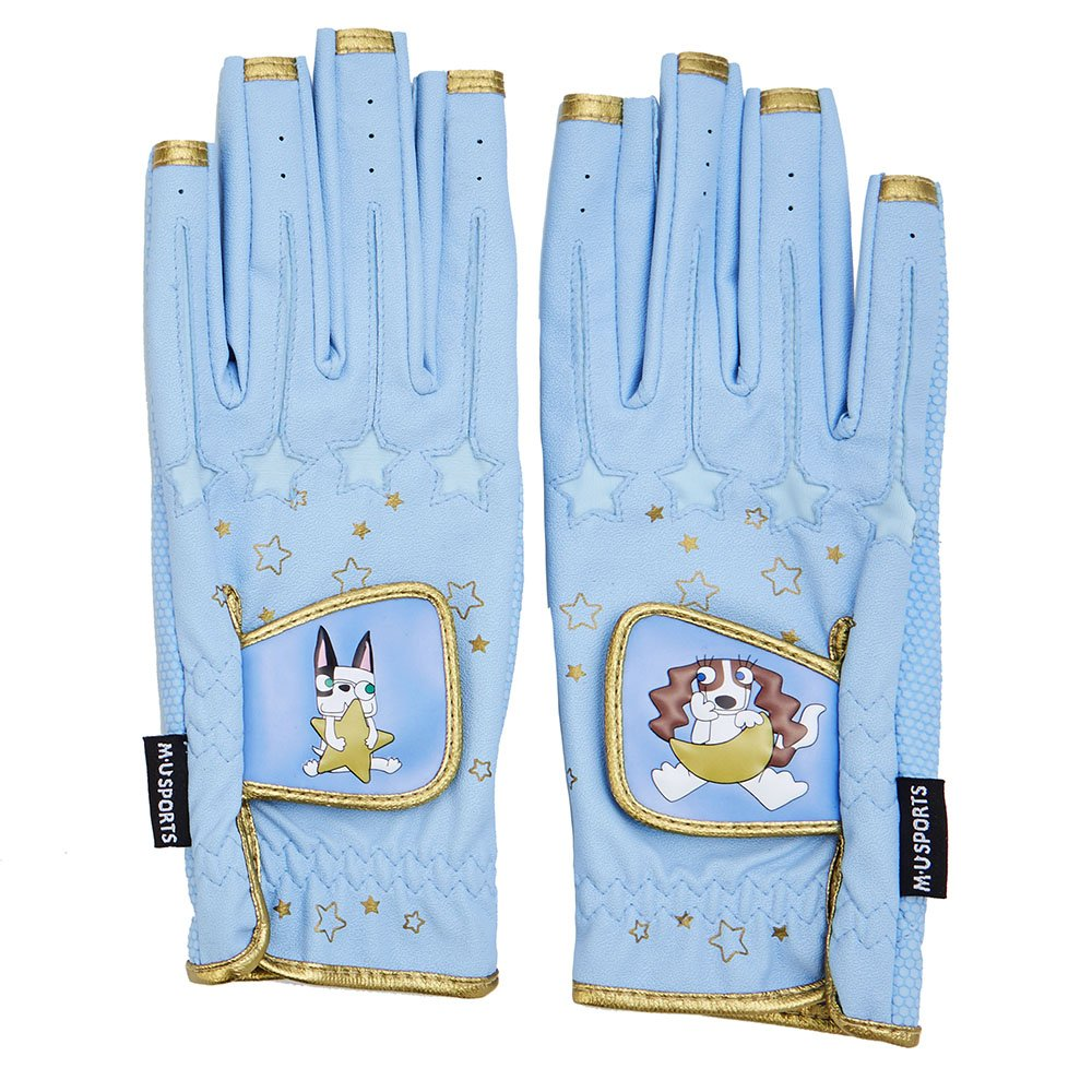MU Sports Golf Gloves Saxophone, Medium