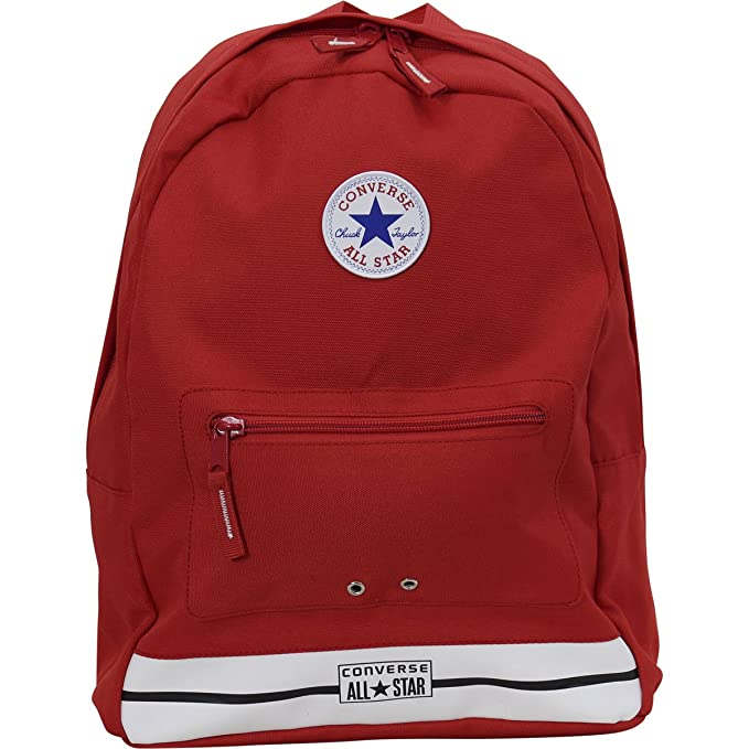Mochila Chuck Taylor All-Star Red de Little / Big Boy: Amazon.es: Ropa y accesorios