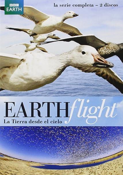 Earthflight: La Tierra Desde El Cielo - Serie Completa DVD: Amazon ...