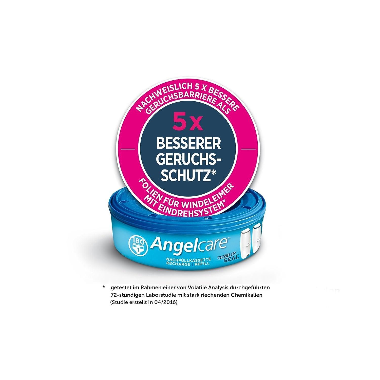 Casetes De Recarga Angelcare 6 Por Paquete