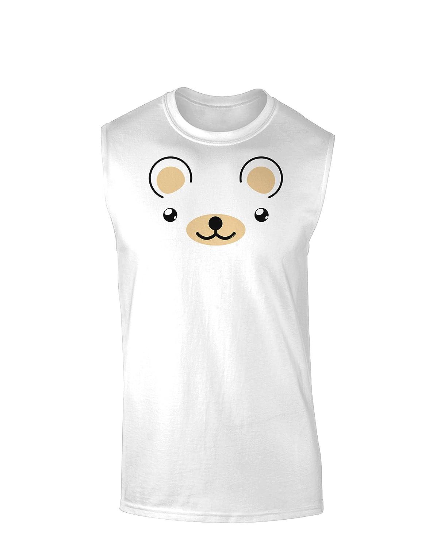 Beartholomew Teddy Bear Muscle Shirt Kyu-T Ears