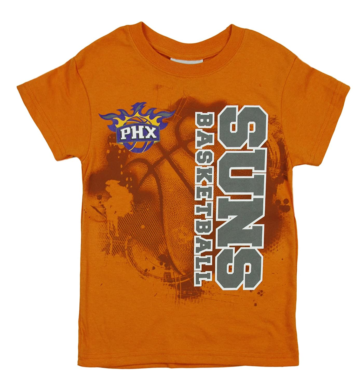 公式の店舗 Phoenix Suns Suns Kids Nba B00LSYNEGY Kids Youth Extremeロゴ半袖シャツ B00LSYNEGY, オオツシ:c05c7557 --- a0267596.xsph.ru