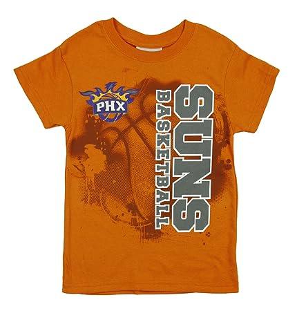 separation shoes ebd5a 7d4b9 Amazon.com : Phoenix Suns NBA Kids Youth Extreme Logo Short ...