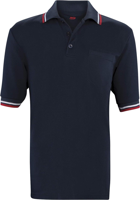 Adams Baseball and Softball Umpire Shirt with Back Vent