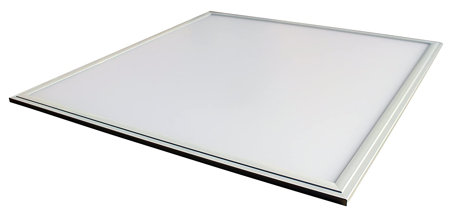 48W Ceiling Suspended Recessed LED Panel White Light 600 x 600mm Office LOT