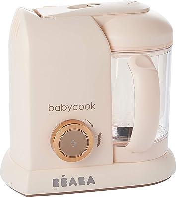Béaba Robot de Cocina Babycook Pink 6m+: Amazon.es: Juguetes y juegos
