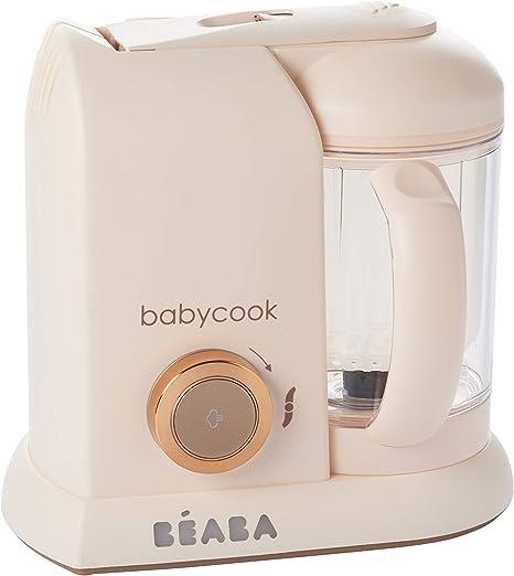 Béaba - Babycook Robot de cocina, rosa: Amazon.es: Bebé