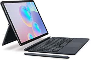 "Samsung Galaxy Tab S6 10.5"", 128GB (LTE VERIZON & WiFi) Tablet Mountain Gray - SM-T867VZAAVZW"