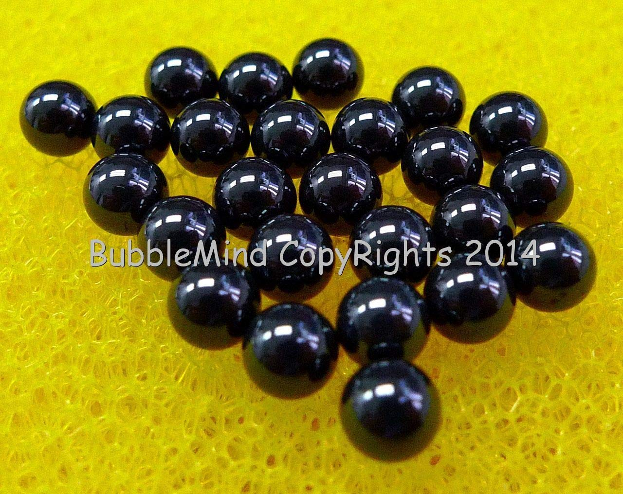 20 PCS 1.2mm Si3N4 Bearing Ball Ceramic Silicon Nitride Bearing Ball G5