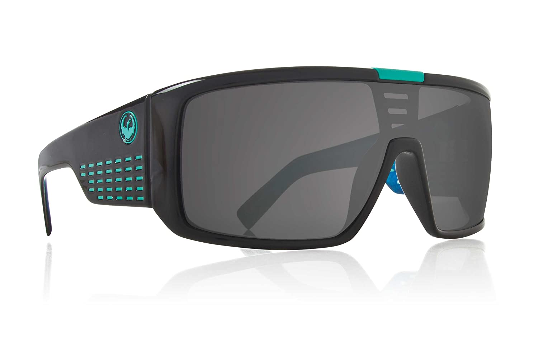Dragon Alliance Decca Sunglasses Matte Purple//Purple Ionized One Size 720-2210