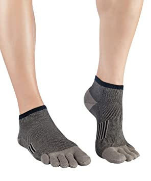 Knitido Essentials Equinox Sneaker - calcetines tobillero hombre, algodón, Talla:39-42