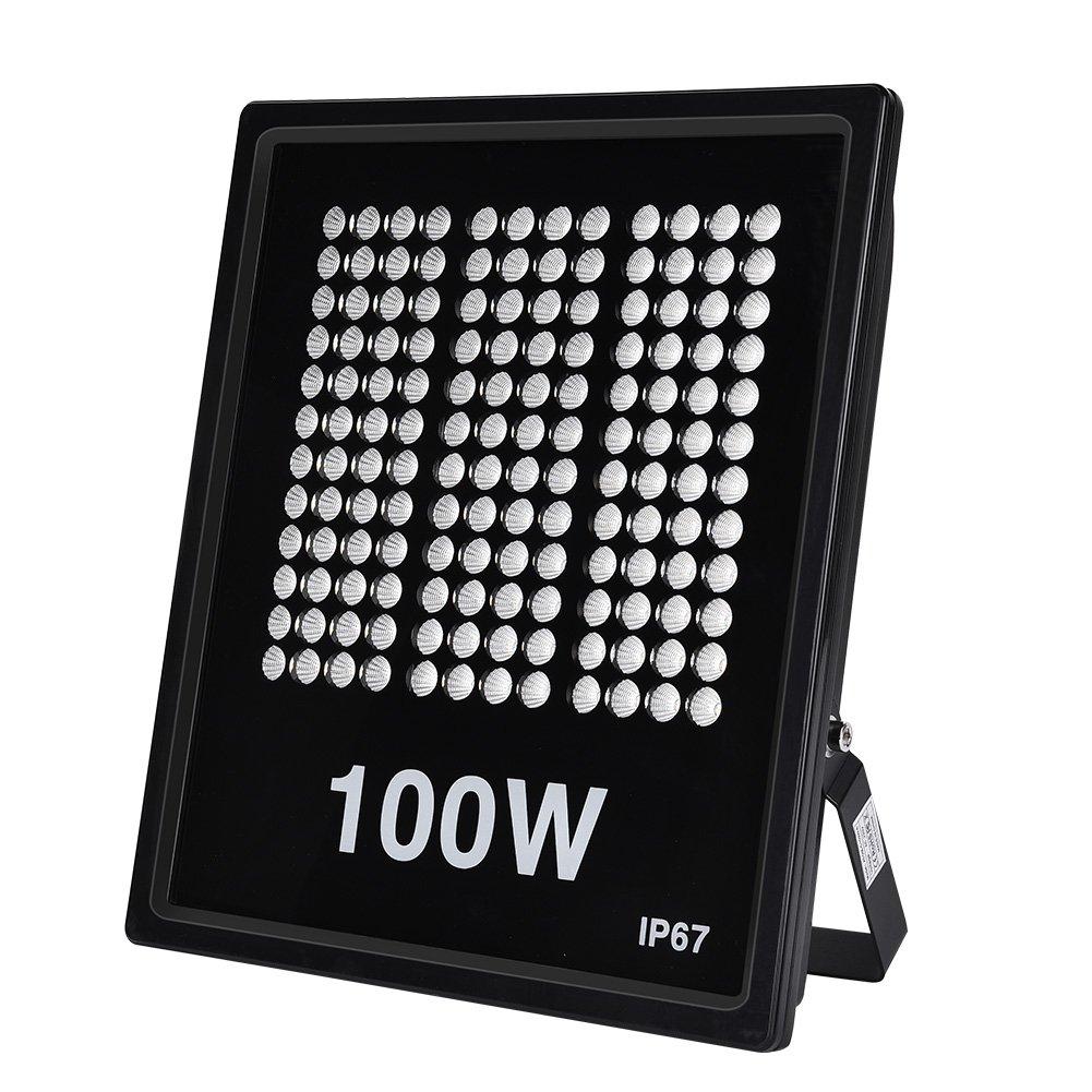 30W 50W 100W Floodlight Led Foco Proyector Led para Exterior ...