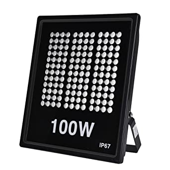 30W 50W 100W Floodlight Led Foco Proyector Led para Exterior ...