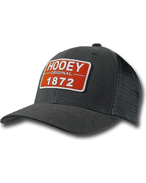 2e1d8dda9261b HOOey Moab Adjustable Snapback Hat (Gray) at Amazon Men s Clothing ...