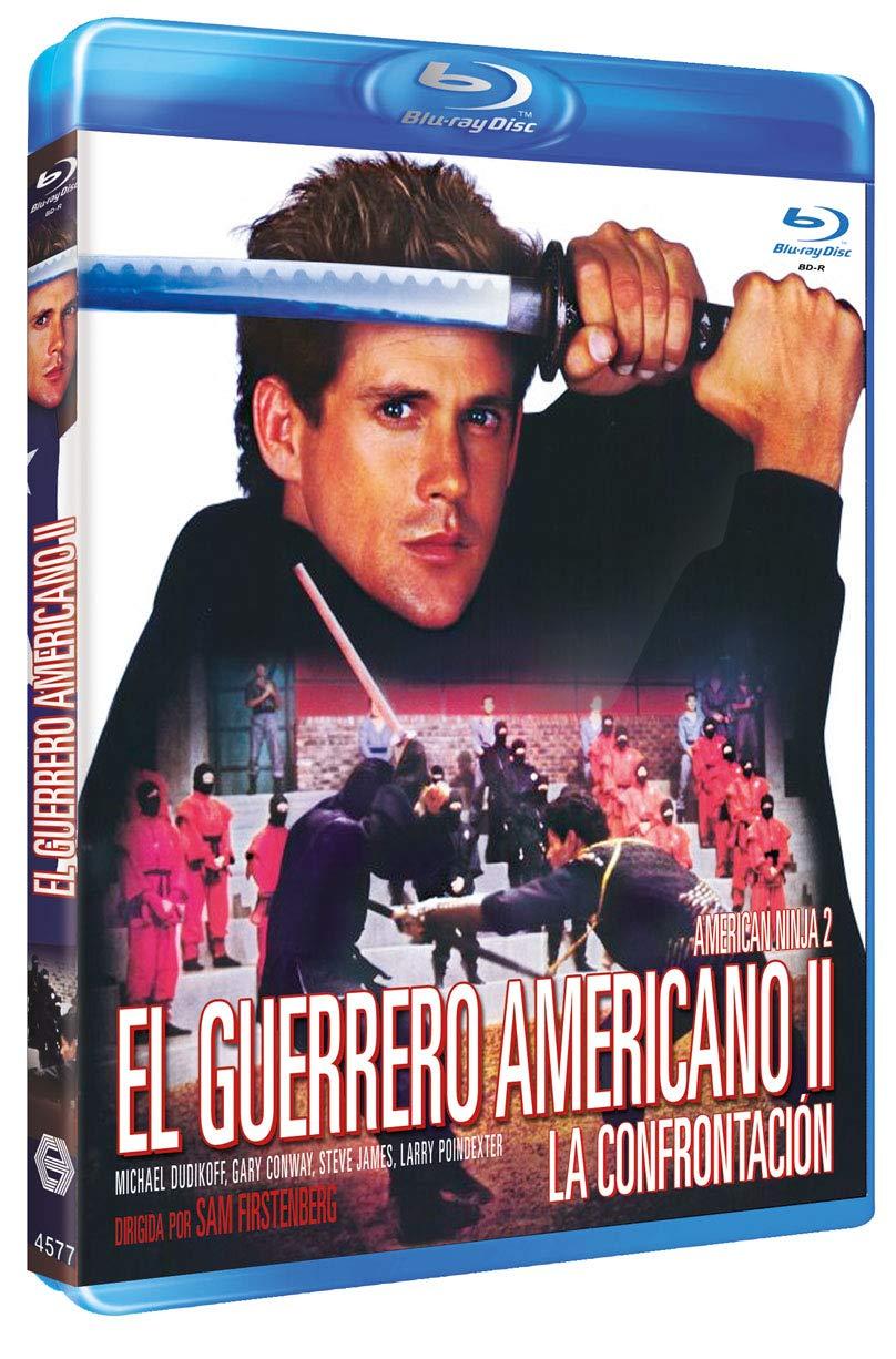 El Guerrero Americano 2 BDr 1987 American Ninja 2 Blu-ray ...