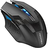 f348691c1b6 TeckNet Programmable Wireless Gaming Mouse, RAPTOR Prime 2.4G Cordless Gaming  Mouse…