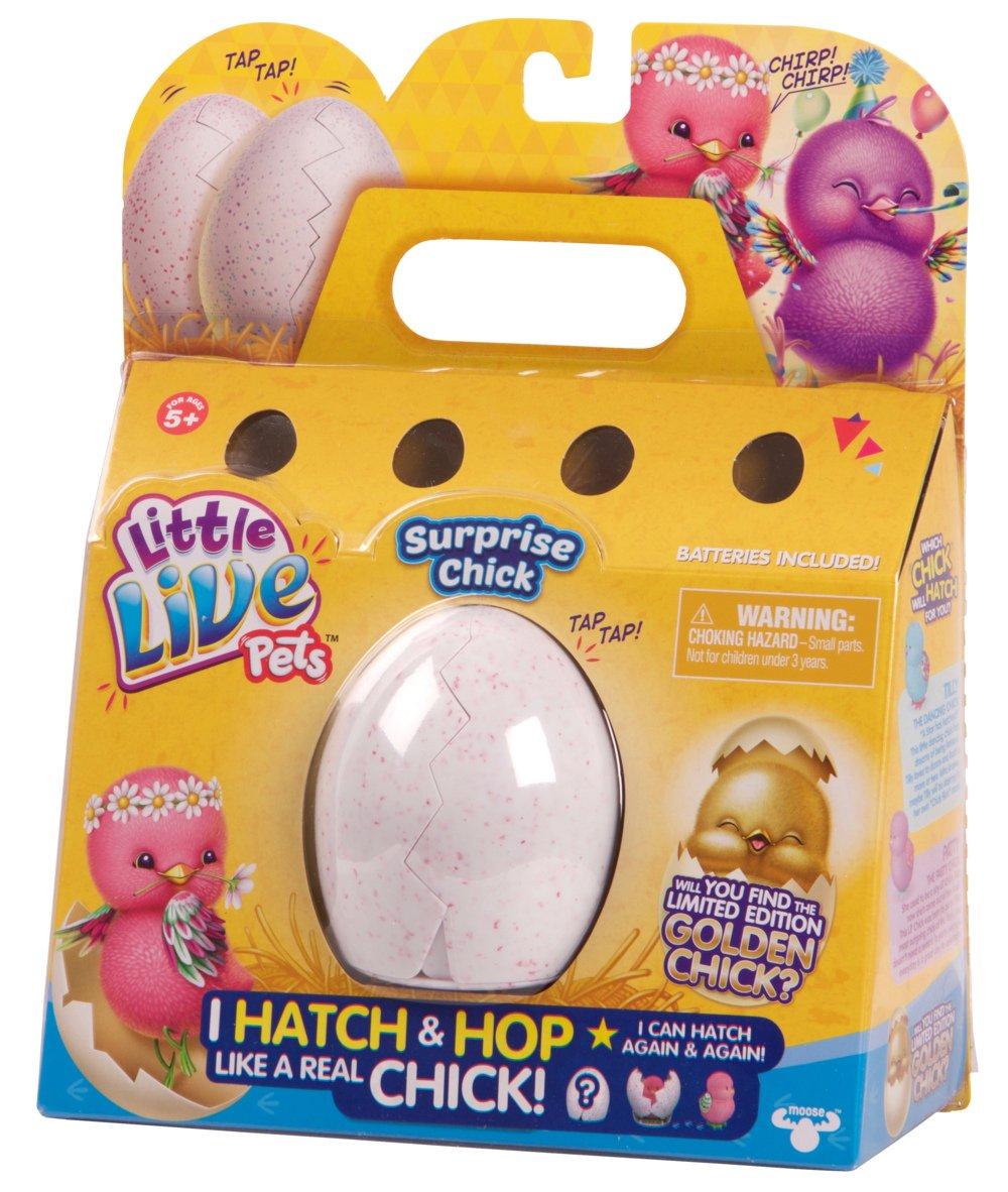 Little Live Pets Surprise Chick - Blossy Moose Toys 28363