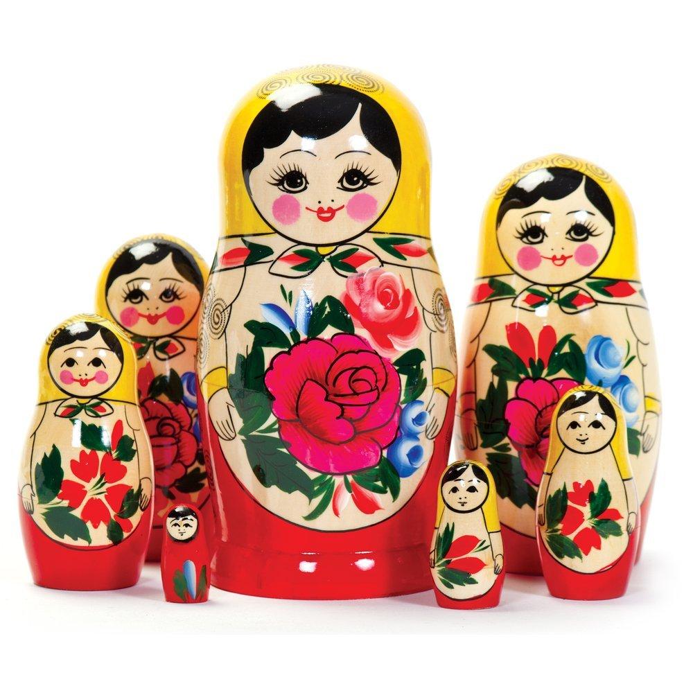 Russian Dolls 7 Nest by Tobar
