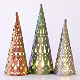 Mohop Holiday Luminaria Tree Lanterns