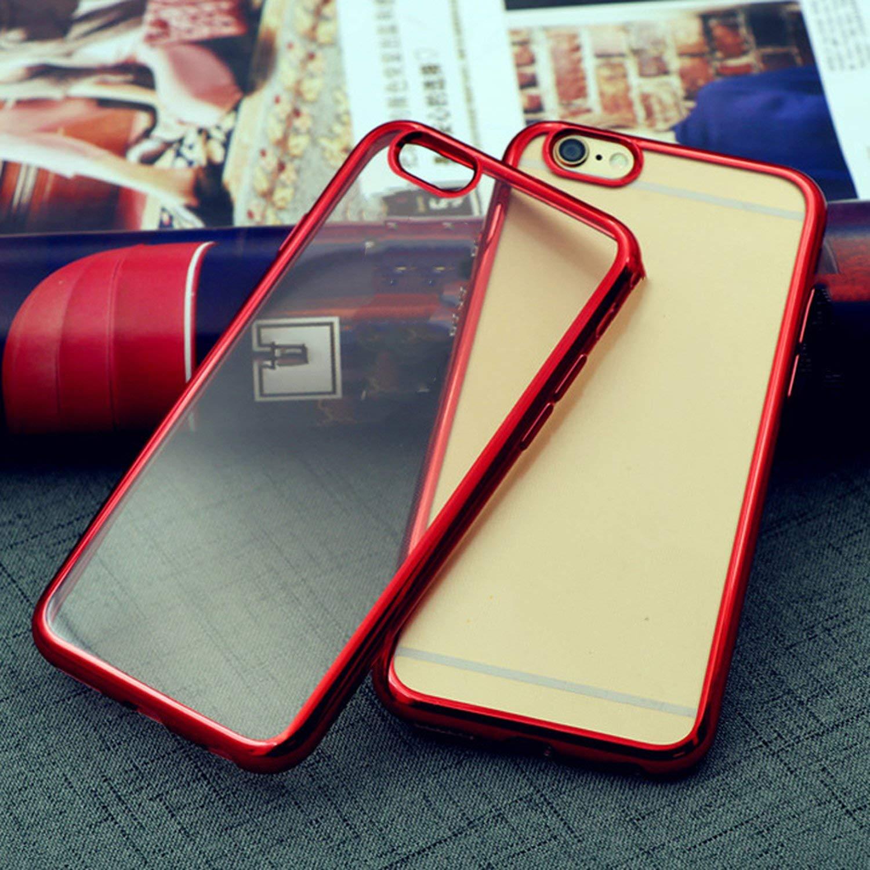 Amazon.com: Funda para iPhone 5 5S SE 6 6S Plus 7 8 Plus X ...