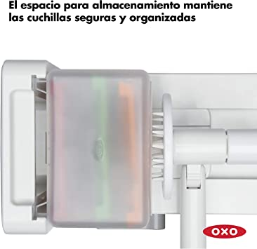 Compra OXO Good Grips Spiralizer con Arnés de Succión - Rallador ...