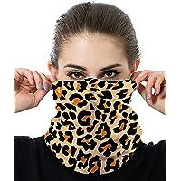 DOSWODE Seamless Face Mask Bandana - Face Covering Scarf - Multifunctional Headwear Headband Neck Gaiter - Sun UV Protection