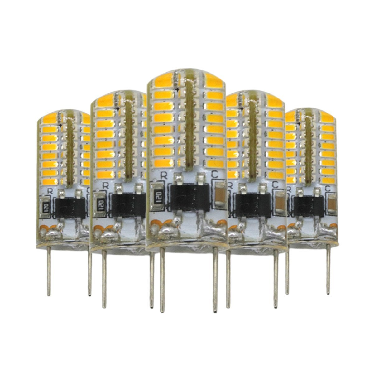 Wunderbar BMY Startseite Led Lampen 5 STÜCKE G8 64 LED 3014SMD 3 Watt 200 300 Lm  Warmweiß Dimmbare ...