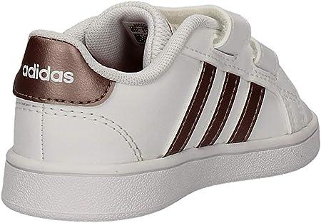adidas Grand Court I, Zapatillas de Estar por casa Unisex bebé