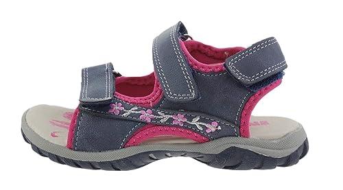 de70f3d82836f Clarks Indigo Girls' Fashion Sandals Blue Navy Blue Size: 9 UK: Amazon.co.uk:  Shoes & Bags