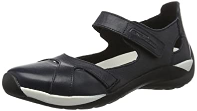 camel active Damen Moonlight 71 Geschlossene Ballerinas, Weiß (White 04), 35.5 EU
