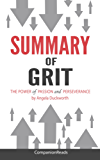 Summary of Grit: The Power of Passion and Perseverance by Angela Duckworth (English Edition)