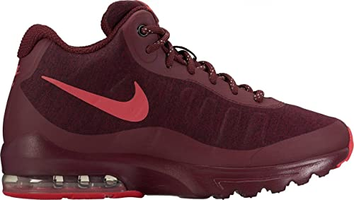 Nike Women's Air Max Invigor Mid Running Sneakers from Finish Line ...