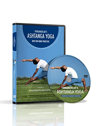Amazon.com: Thirumoolars Ashtanga Yoga - Home Practice DVD ...