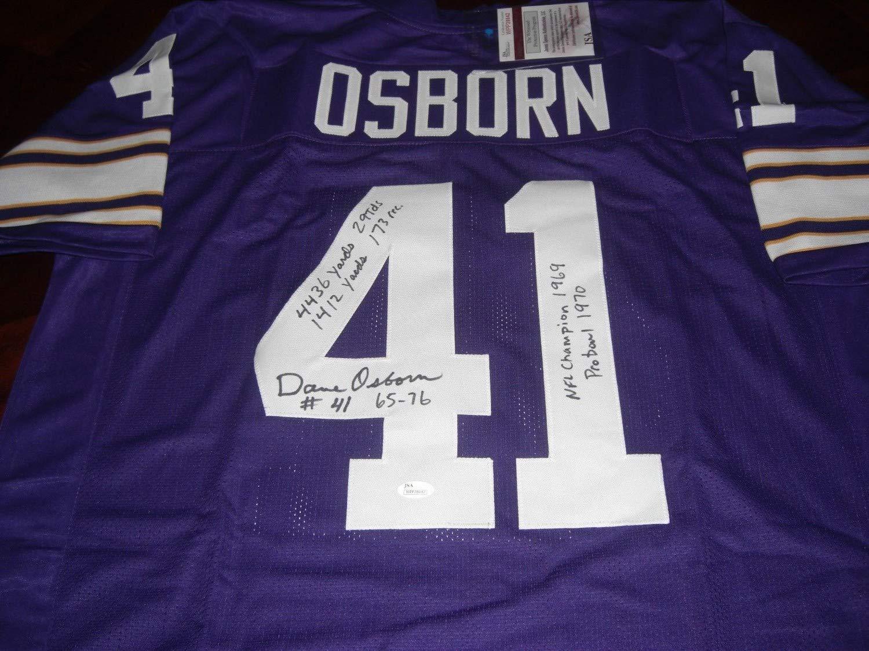 promo code 6d81c 819e9 Dave Osborne Vikings 69 NFL Champ 70 Probowl Full Stats ...