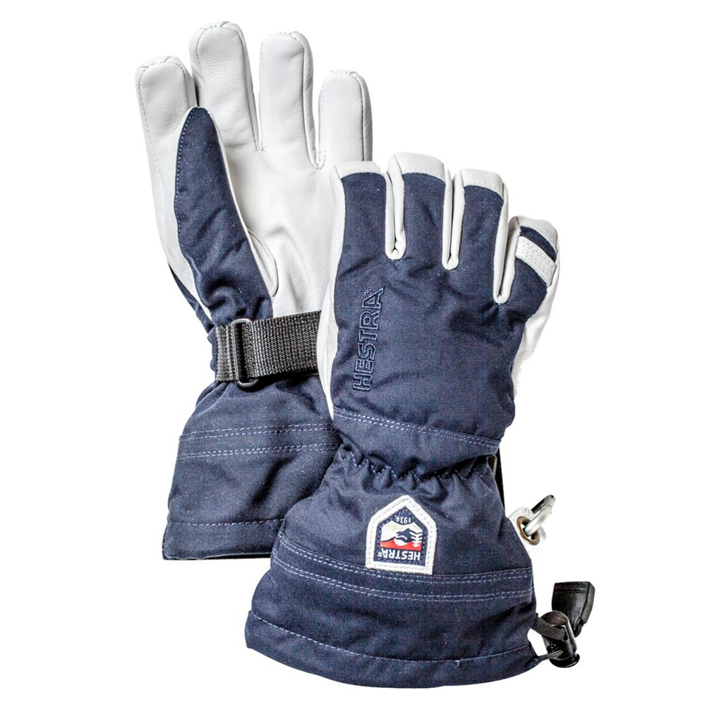 Hestra Gloves 30560 Jr. Heli Ski, Navy - 7