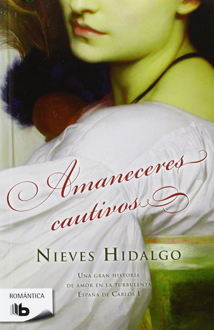 Amaneceres cautivos (B DE BOLSILLO) Tapa blanda – 12 jun 2013 Nieves Hidalgo Editorial Bbolsillo 8498728215 Love stories.