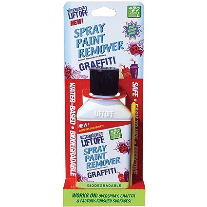 Motsenbocker's Lift Off Spray Paint Remover: Amazon co uk