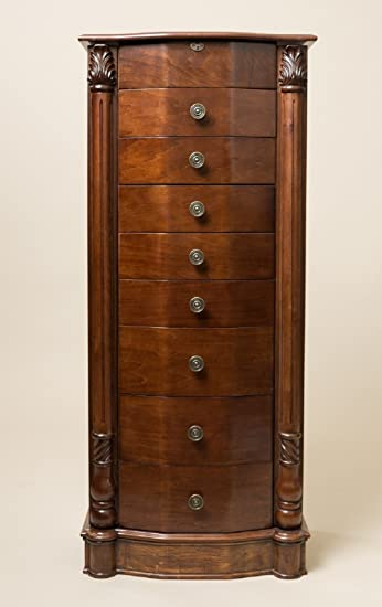 hives and honey quotantoinettequot jewelry armoire antique walnut amazoncom antique jewelry armoire