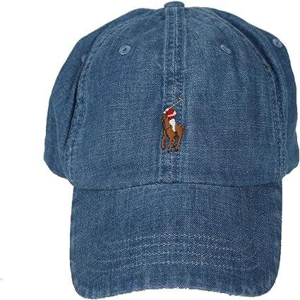 Ralph Lauren - Gorra de béisbol para Hombre, diseño Vaquero con ...