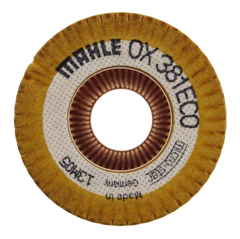 Mahle Filter OX381D Filtro De Aceite