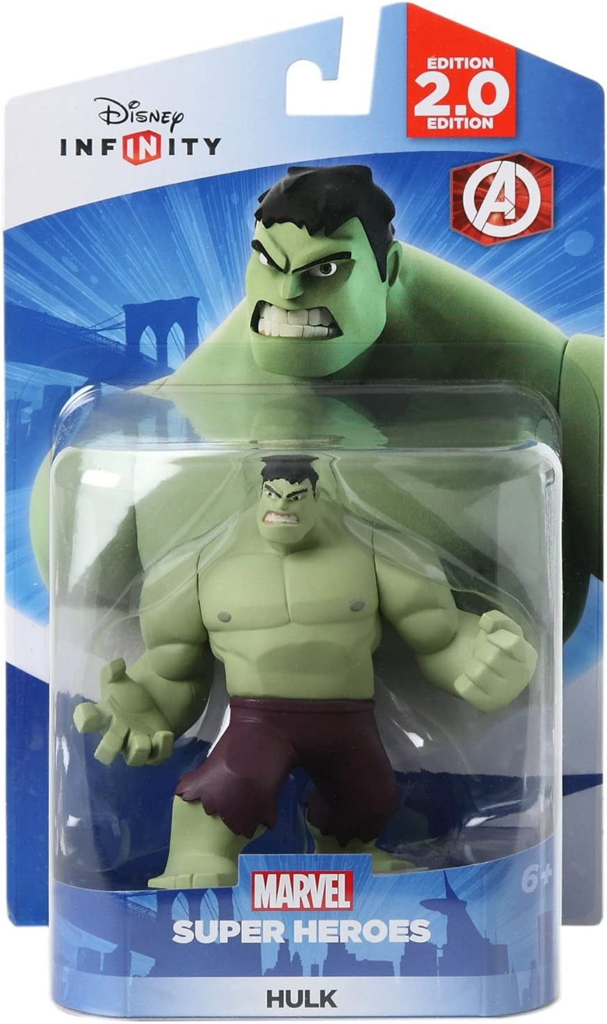Disney Infinity: Marvel Super Heroes (2.0 Edition)  Hulk