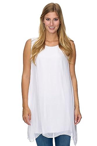JillyMode - Camisas - Túnica - Básico - para mujer