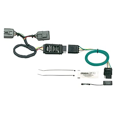 Hopkins 43505 Plug-In Simple Vehicle Wiring Kit: Automotive